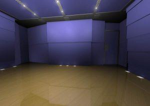 Дизайн 4 - Вид на заднюю стену.