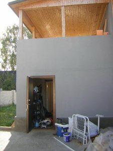 Отдельный дом с отдельным входом в студию - мечта звукорежиссёра.