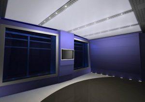 Дизайн 4 - Вид на окна.