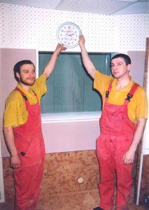 АудиоСтоп — соединяет людей. Болеслав и Николай — герои студийного строительства.