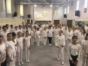 """Проект репетиционного зала для Музыкального Театра """"ДОМИСОЛЬКА"""" - 2"""