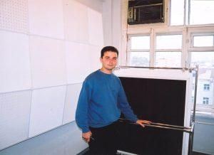 Звукорежиссёр Олег Петренкин - настоящий профессионал и замечательный человек.