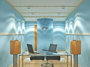 Дизайн - проект. Вид на заднюю стену.
