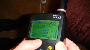 Значения времени реверберации. Разница всего в 0,02 сек. И даже в самом низу, на 125 Гц, всего 0,18 сек.!