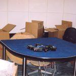 Сделанный нами стол, за которым на Радио Свобода смогут свободно говорить о свободе свободные гости.