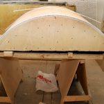 Этапы изготовления потолочного рассеивателя