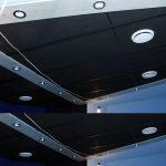 Акустический потолок в ателье шумового озвучания