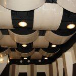 Потолок в музыкально-шумовом ателье